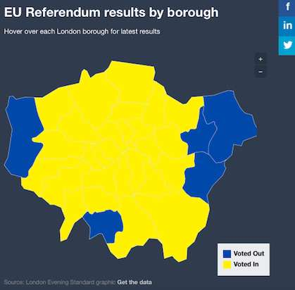 Brexit Has Pushed Thousands Of Londoners To Take This Extreme Action londonmap