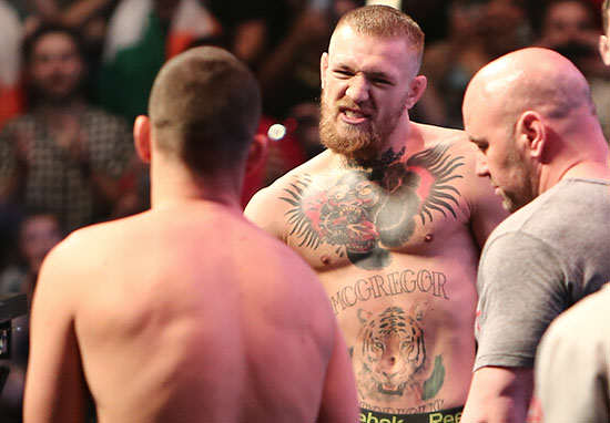 UFC Are Lining Up Opponent For Conor McGregor That Isnt Nate Diaz mac1