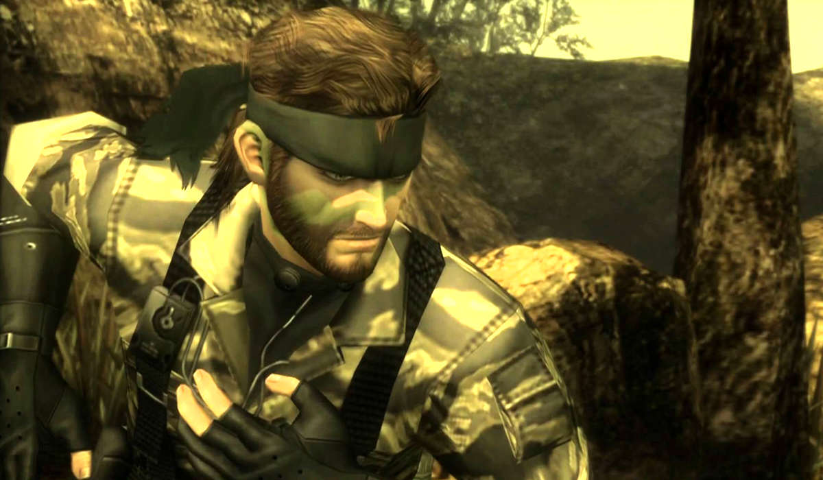 Konami Announce New Metal Gear Game And People Are Pissed metal gear solid 3 snake eater