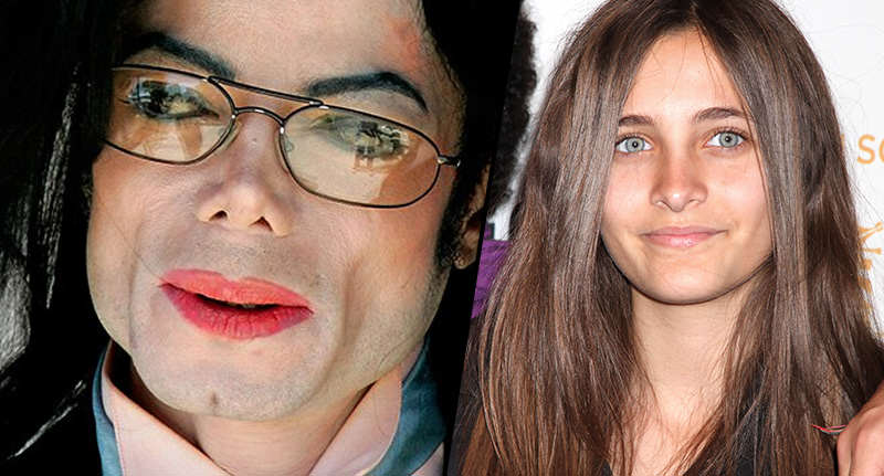 Michael Jacksons Daughter Speaks Out After His Child Porn Claims mjj face