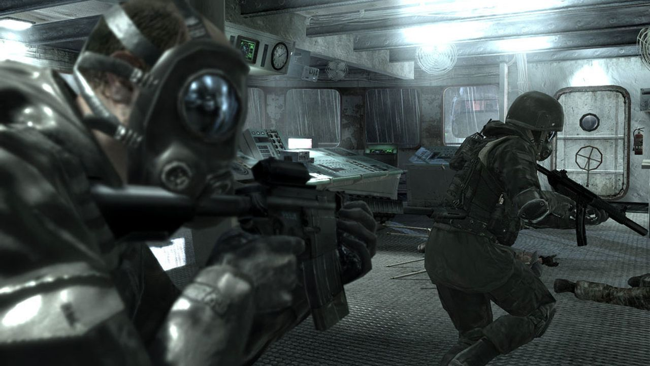 download call of duty 4 modern warfare remastered pc