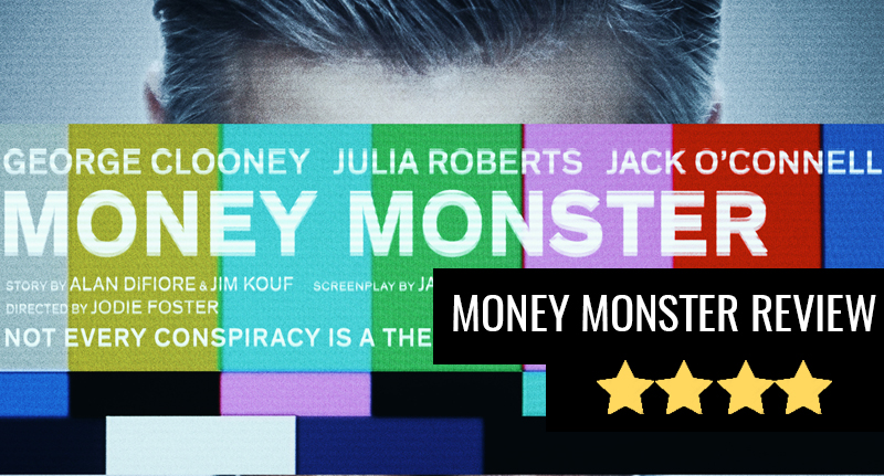 Money Monster: An Entertaining Thriller With Money On Its Mind money monster thumb