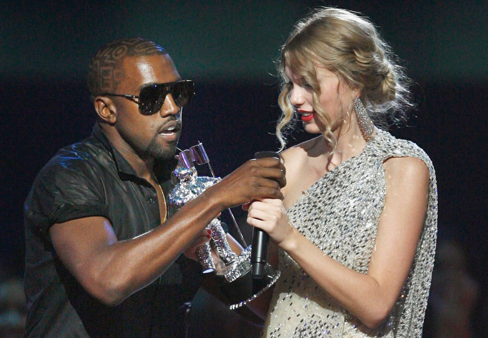 The Kanye West Taylor Swift Feud Has Just Got A Whole Lot Worse nintchdbpict000004361080