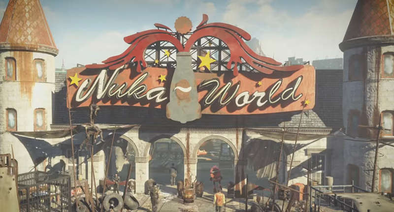 Fallout 4 To Get VR Expansion Plus Tons Of New DLC nukafacebook 1