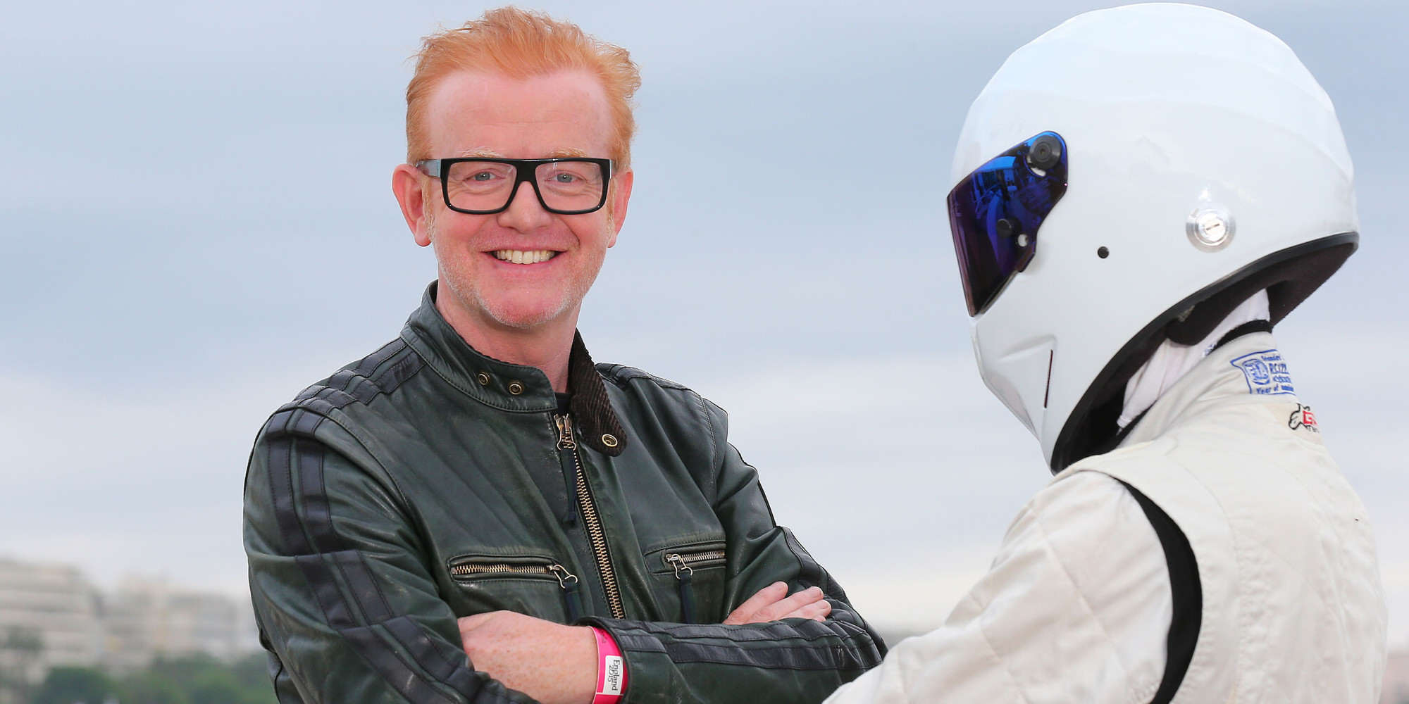 New Top Gear Host Throws Shade At Past It Jeremy Clarkson o CHRIS EVANS TOP GEAR facebook