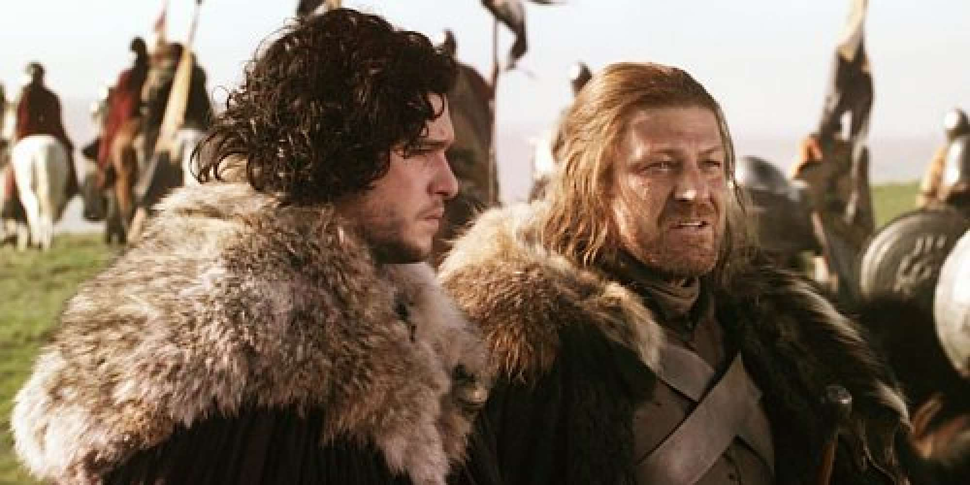 Sean Bean Revealed Jon Snows Identity Years Ago And We Missed It o SNOW facebook