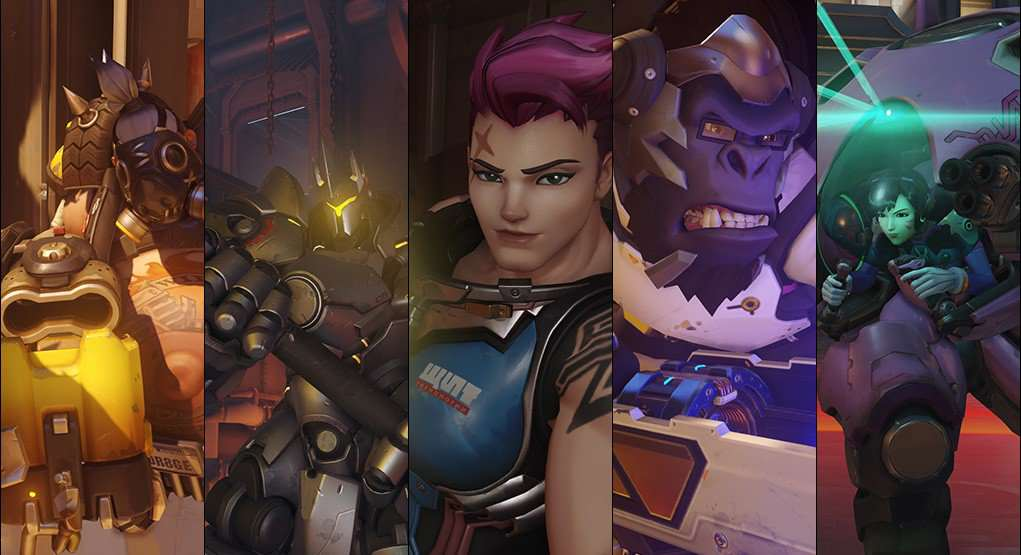 Blizzard Planning To Nerf Key Overwatch Character overwatch tank featured wide 1021x555