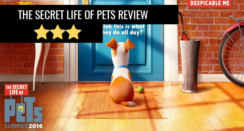 The Secret Life Of Pets: Silly Fun But Far From Purr Fection pets review thumb
