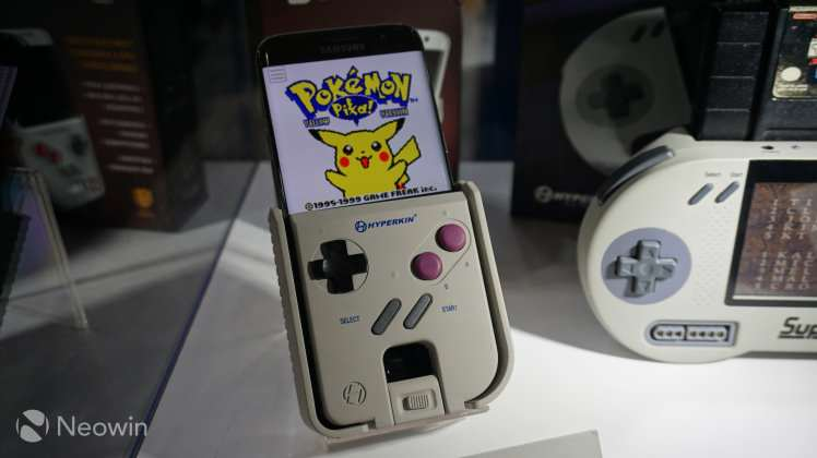This Awesome Gadget Can Turn Your Phone Into A Game Boy phone 2 1