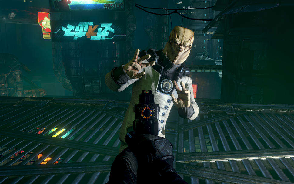 Rumours Suggest More Bethesda Titles Heading For E3 prey 2