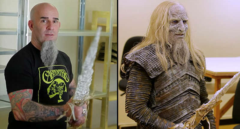 This Is How People Are Transformed Into White Walkers In Game Of Thrones scott ian FB