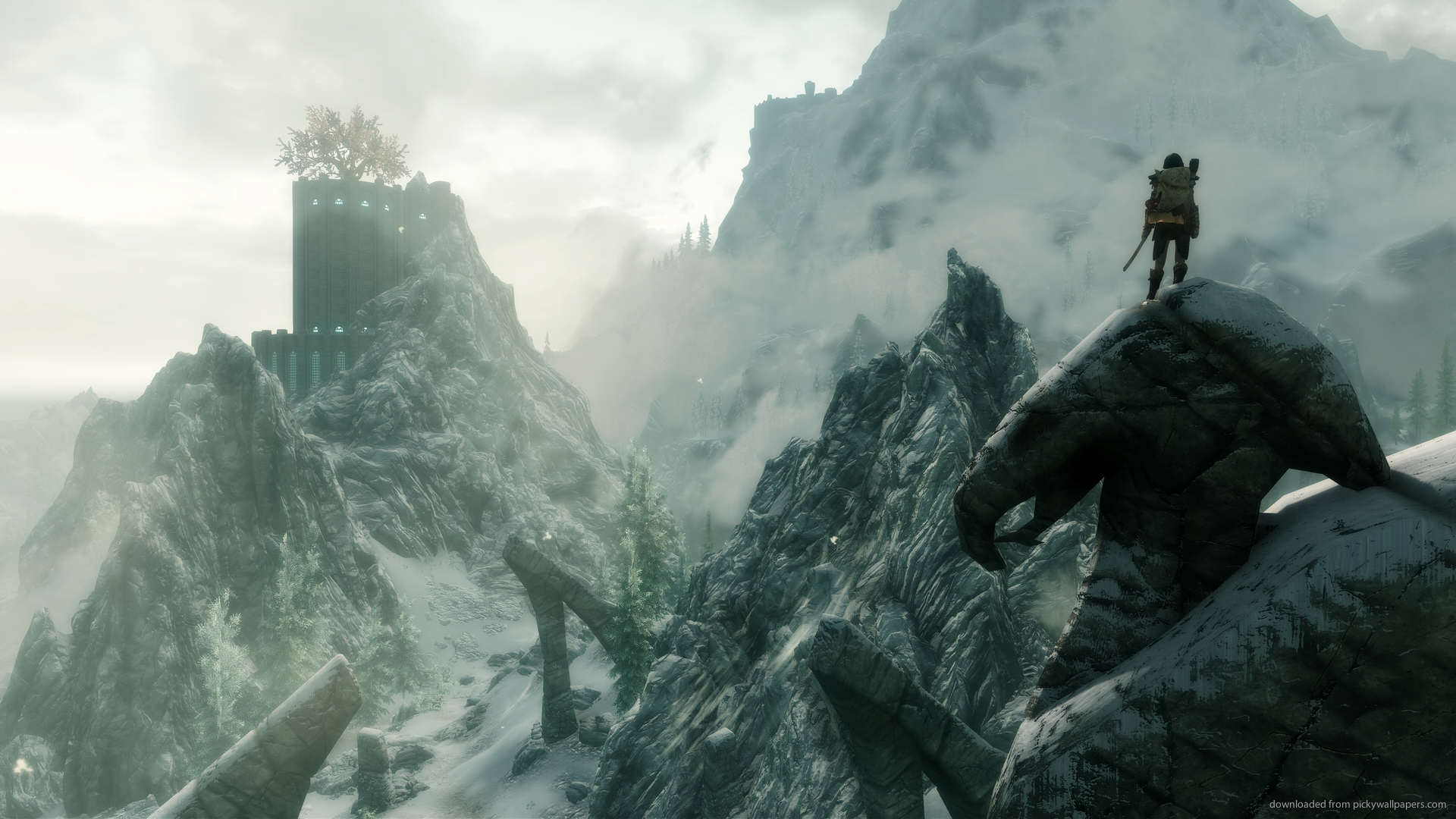 Rumours Suggest More Bethesda Titles Heading For E3 skyrim1
