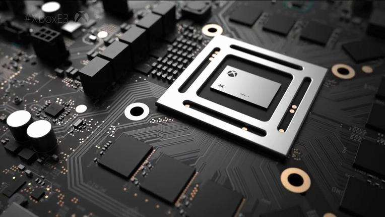 Xbox Boss Talks Project Scorpios Power Compared To Xbox One snaps project scorpio about e3 2016 on ignarjpg c1f4db 765w