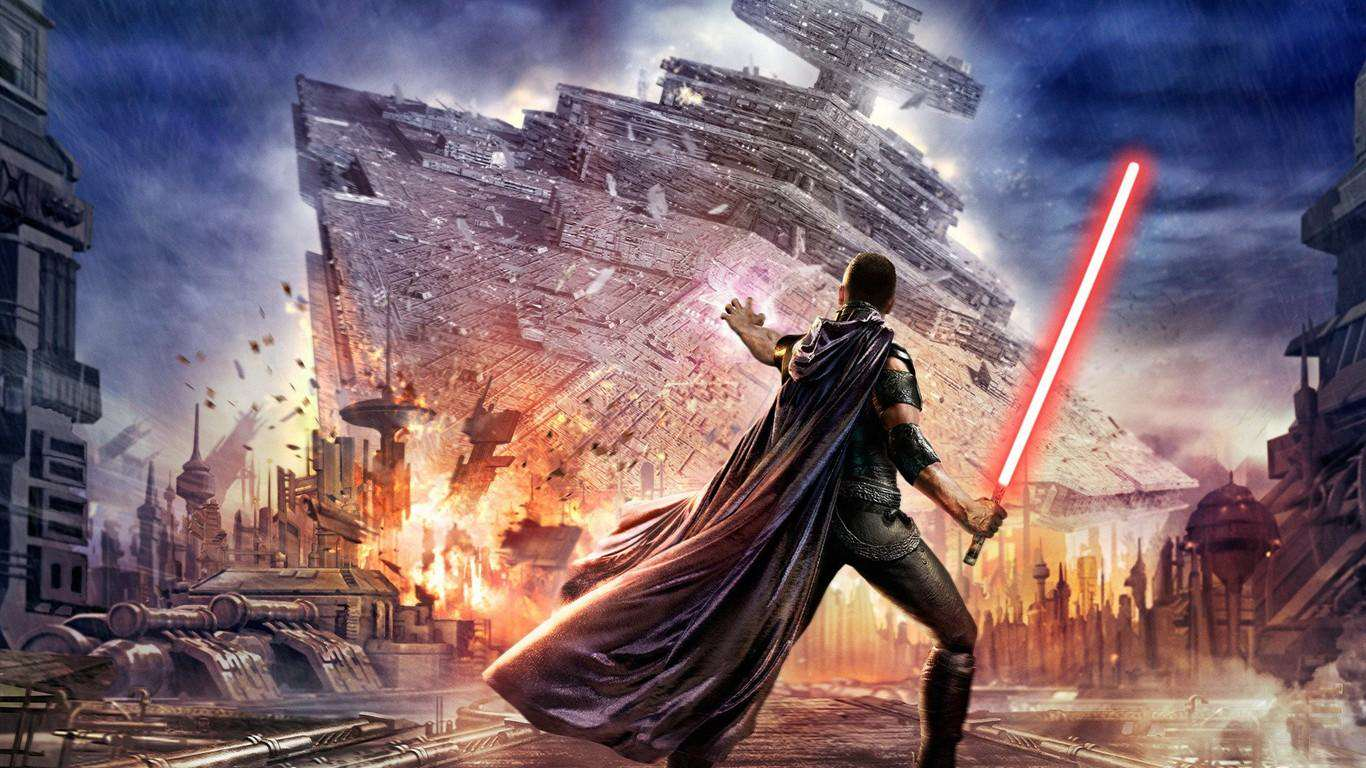 EA Boss Gives Update On Groundbreaking New Star Wars Games star wars games x 341135