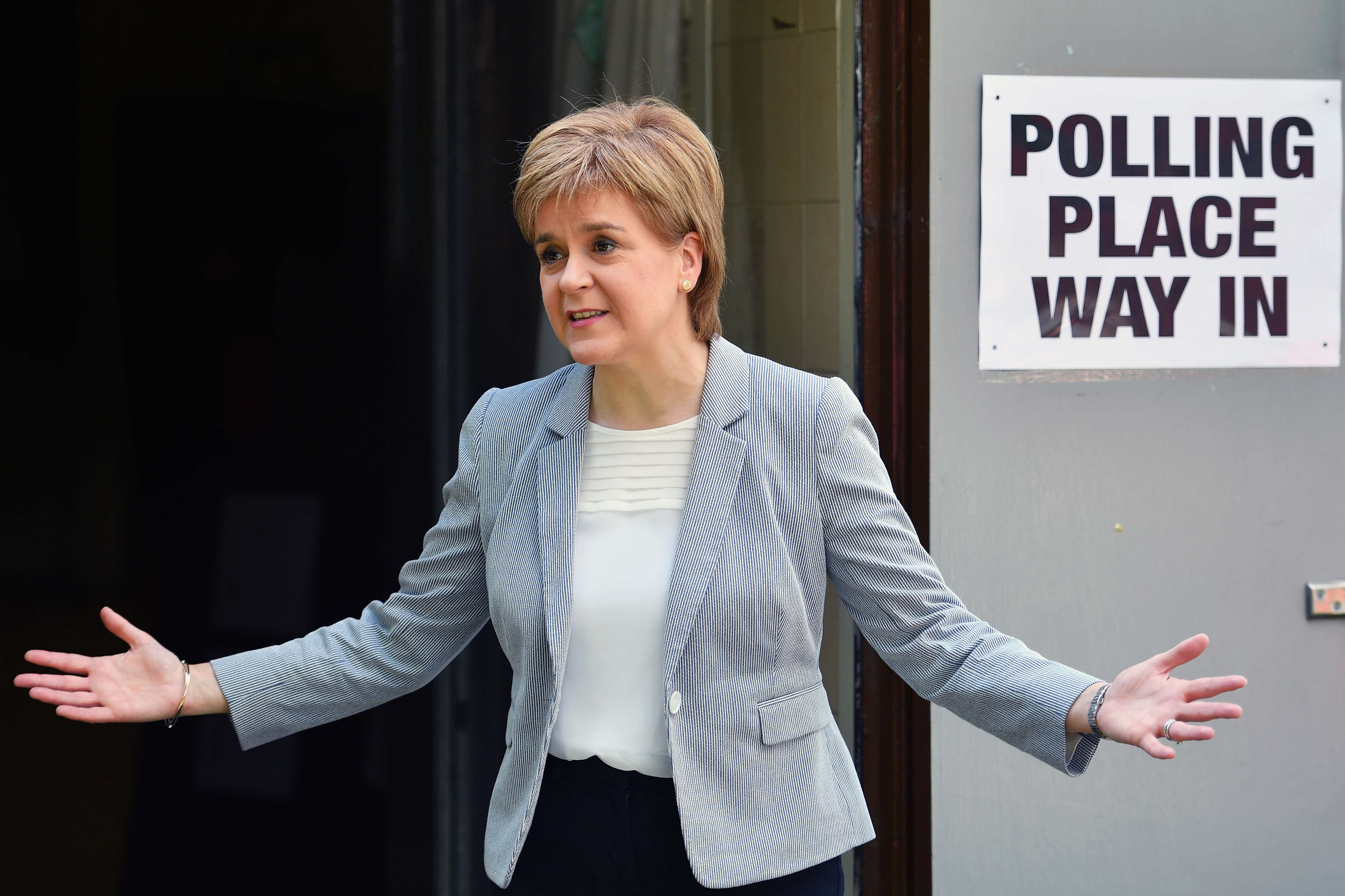 This Country Could Stop The UK From Leaving The EU sturgeon