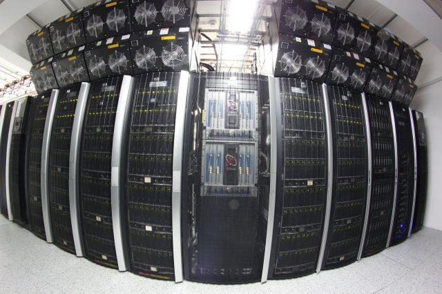 China Builds Worlds Fastest Supercomputer, Again supercomputer2 640x426