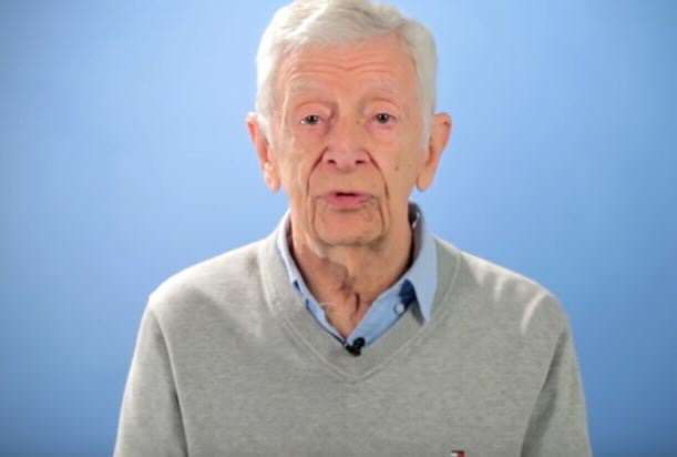 Holocaust Survivor Describes Moment He Was Freed From Concentration Camp survivior