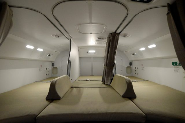 Revealed: The Secret Room On Airplanes Just For Flight Attendants toezJak 640x426
