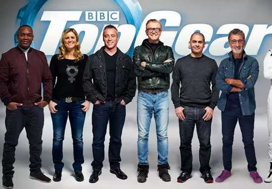 New Top Gear Host Throws Shade At Past It Jeremy Clarkson top gear featured