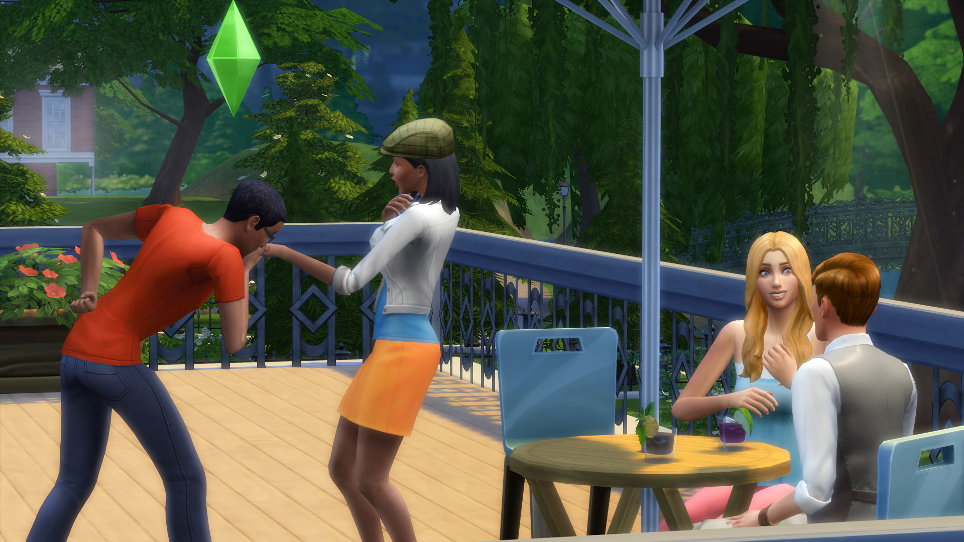 The Sims 4 Gets Flexible New Gender Customization Options ts4 live 4