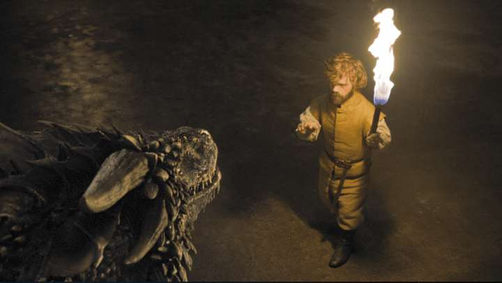 Tyrion Lannister Peter Dinklage releases dragons