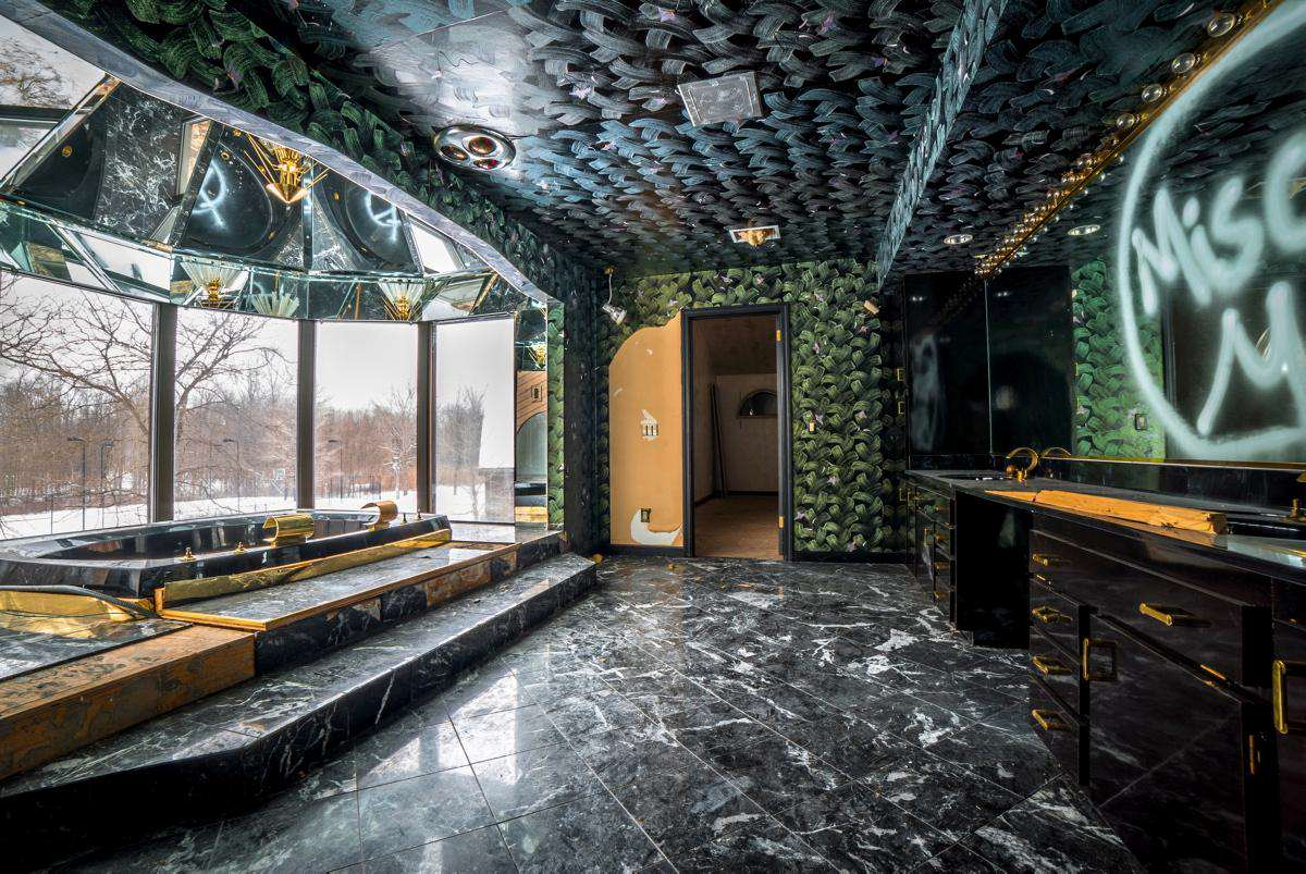 Mike Tysons Abandoned Ohio Mansion Is Spectacular, Take A Look Inside tyson3