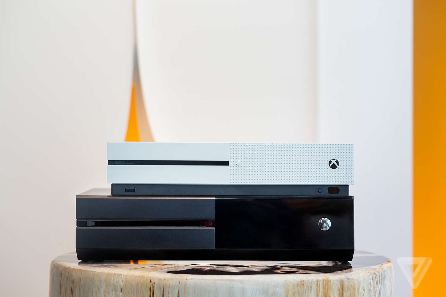 Microsoft Officially Unveils The Xbox One S vpavic 070616 1091 0057.0
