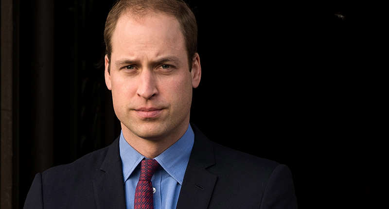 Prince William Might Miss His Brothers Wedding Day william fb