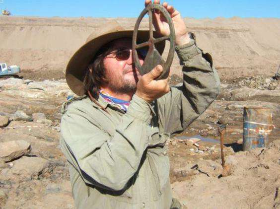 500 Year Old Shipwreck Containing Huge Fortune Found In Desert wreck2
