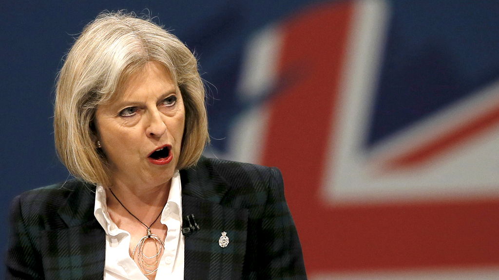 Theresa May Admits Shed Nuke 100,000 People If She Had To 09 theresamay r w