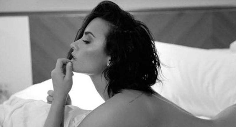Demi Lovato Releases Nude Photoshoot For New Track Launch 13565347 1066084453465904 745850903 n