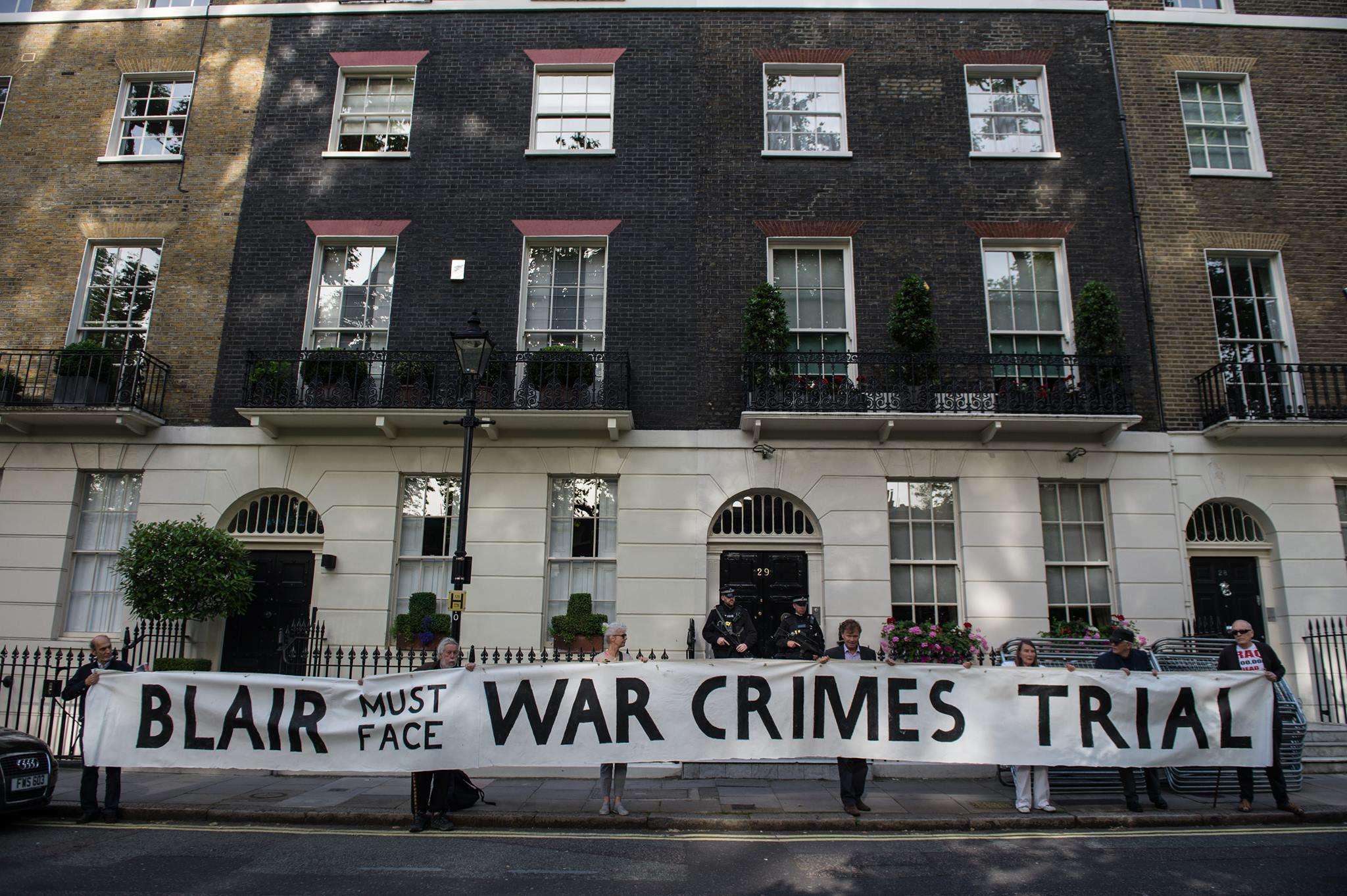 Chilcot Report: Tony Blair Knew That Iraq War Would Increase Terrorism 13621432 10154920494153492 2012384668 o