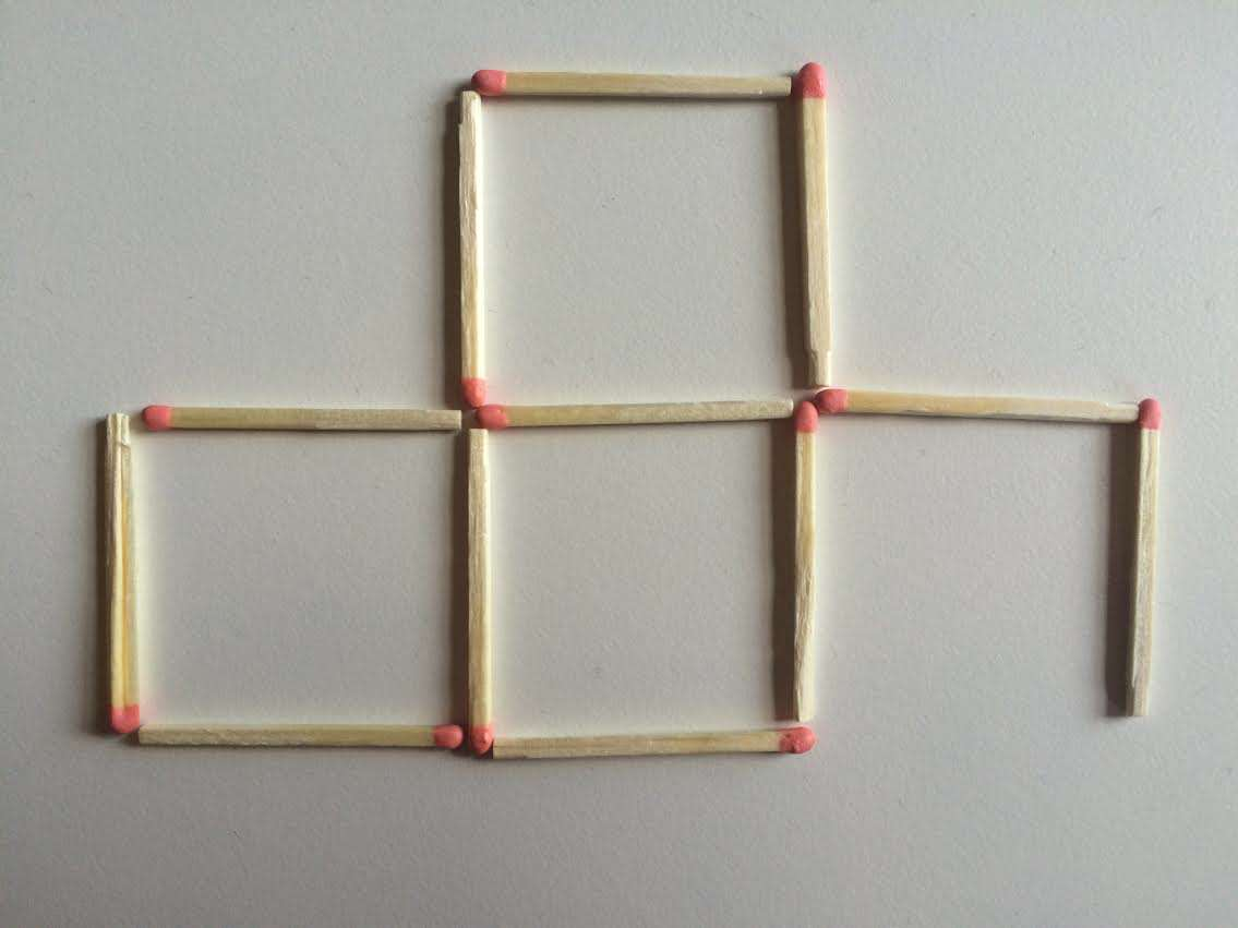 This Toothpick Puzzle Is Confusing The Sh*t Out Of The Internet 3