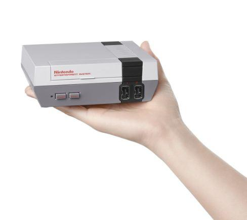 Nintendo Announce New NES, Bundled With 30 Games 3094522 nes1