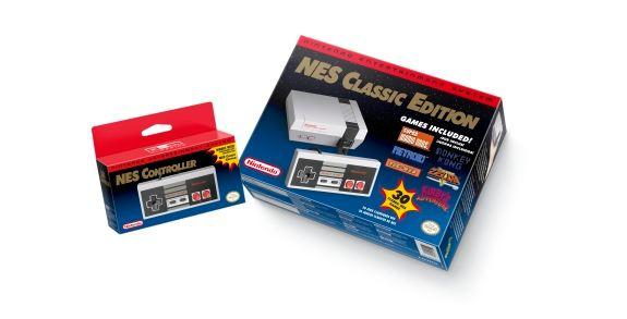 Nintendo Announce New NES, Bundled With 30 Games 3094523 classic