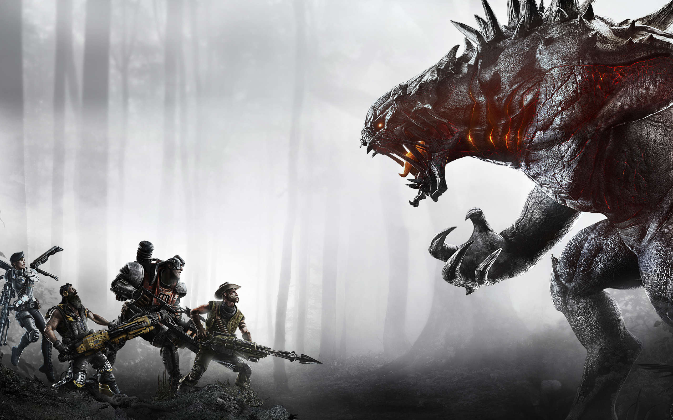 Evolve Free To Play Now Available On Steam 559967