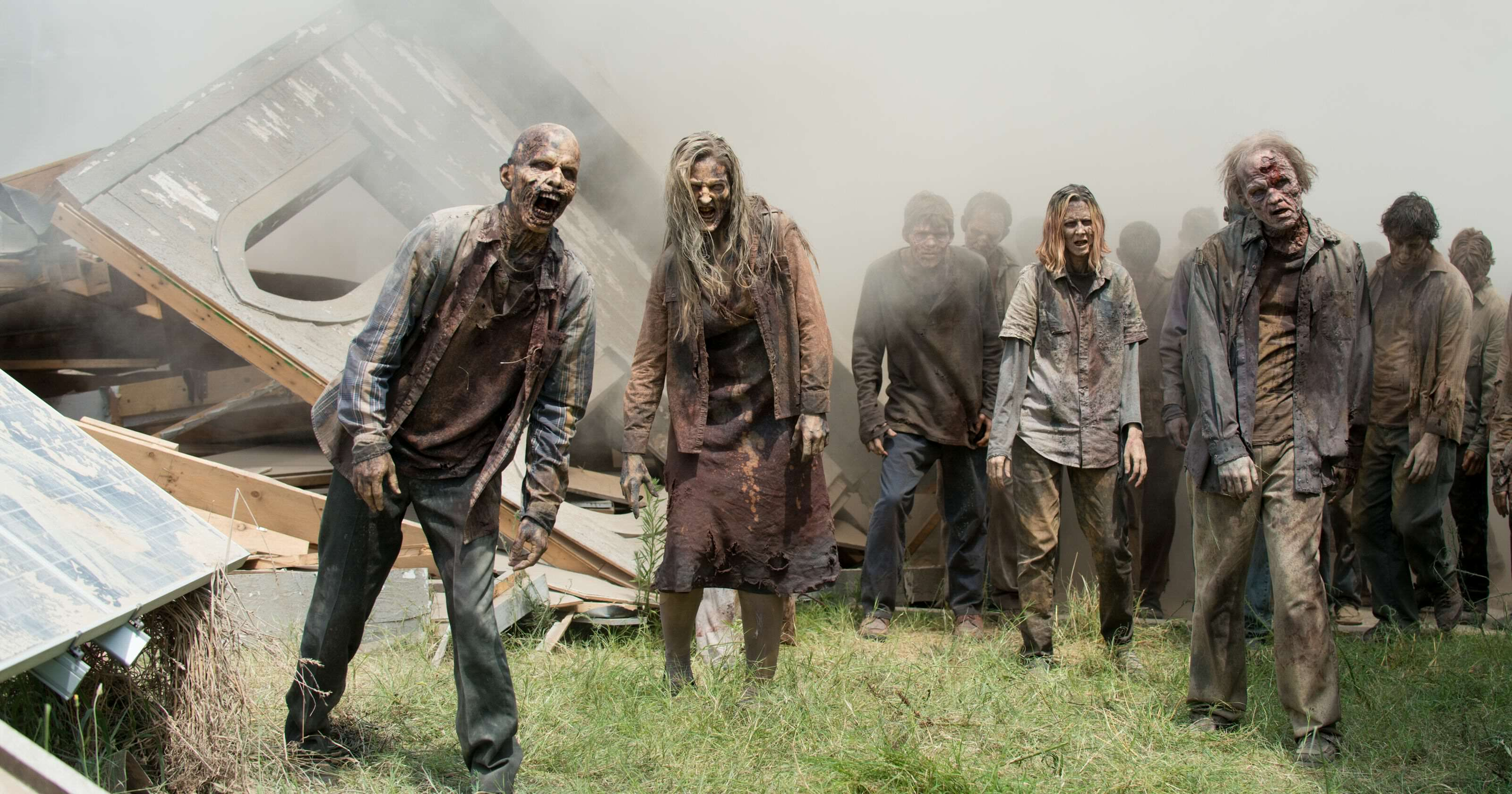 Pentagon Nurses Are Training For A Zombie Apocalypse 635991641108039150 The Walking Dead 1