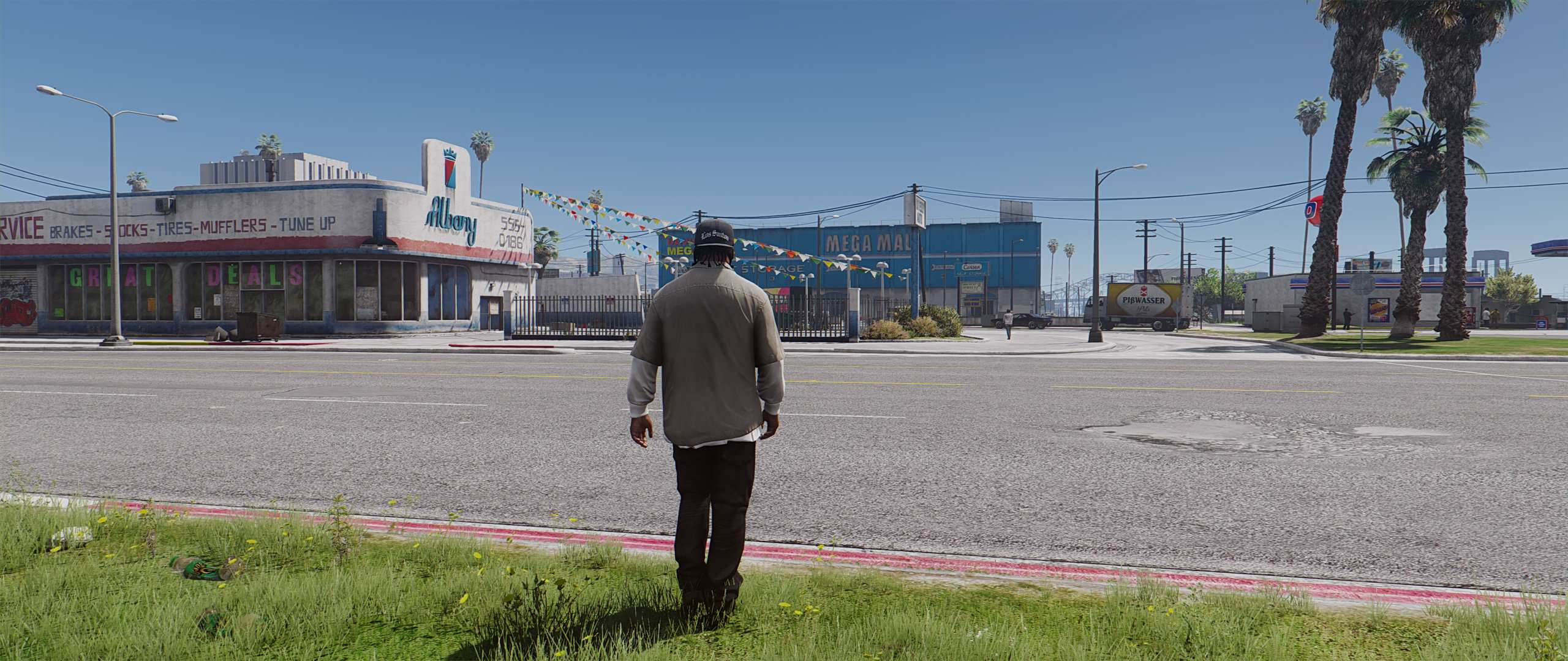 Incredible GTA V Mod Aims For True Photorealism 87832a 8