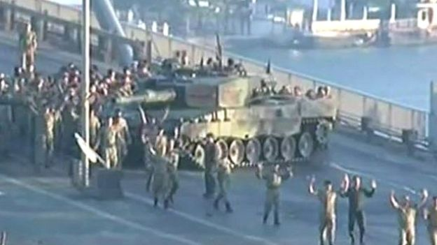 Turkish President Claims Government Back In Control After Military Coup Fails 90415800 turkey