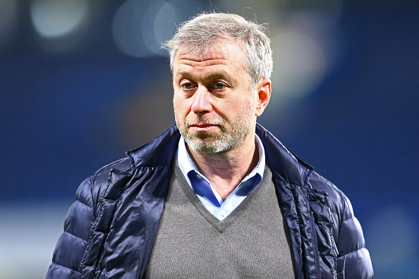 Chelsea Star Who Flopped Last Term Offered Serie A Lifeline? Abramovich Getty 2