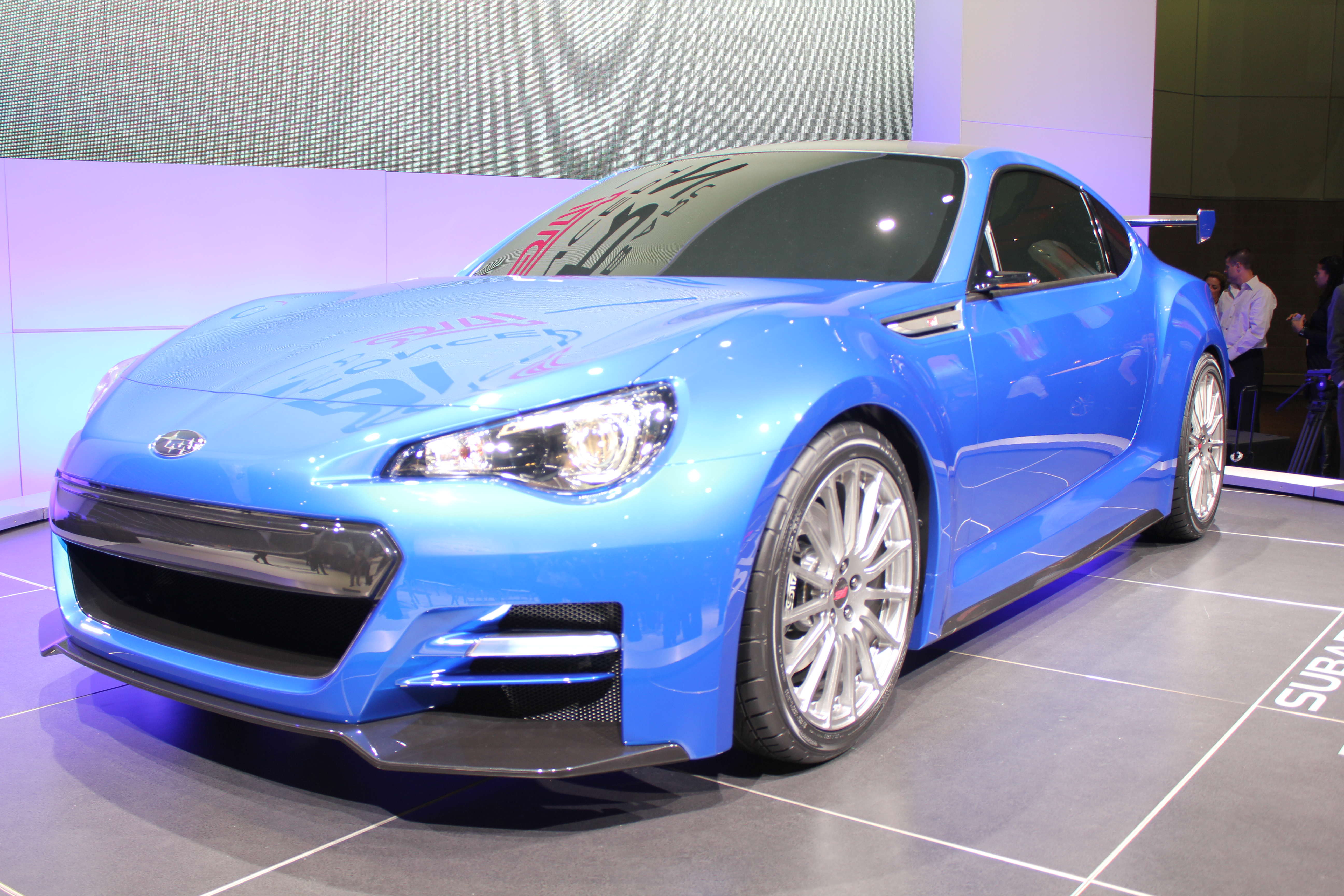Scientists Have Accidentally Discovered A New Shade Of Blue Blue Car 1224