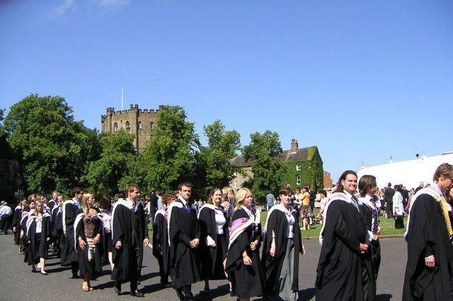 Theres More Bad News For People Planning On Going To University Durham Graduation 640x426
