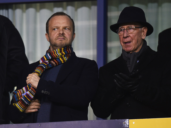Man United Face Paying Out Millions To Get Rid Of Midfielder Ed Woodward Angry Getty 1