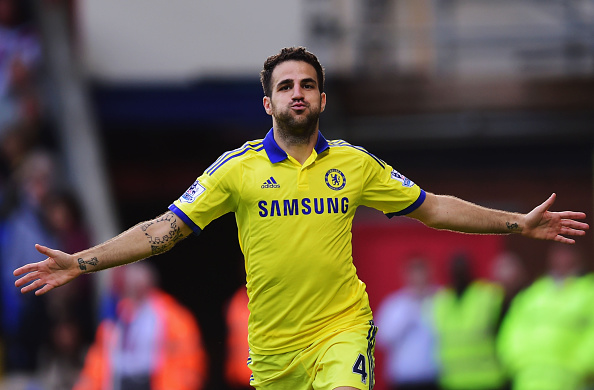 Mourinho Risks Wrath Of Chelsea Fans With Move For Key Man Fabregas Getty