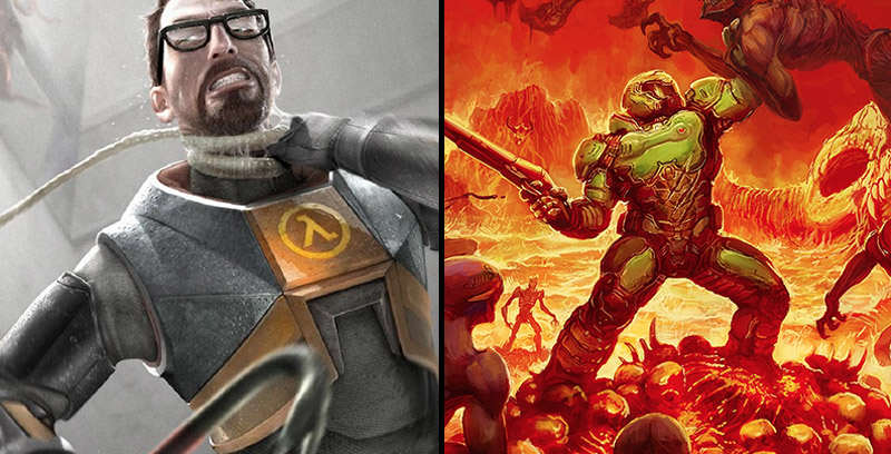 Half Life Recreated In DOOM Is Pretty Awesome FacebookThumbnail 20