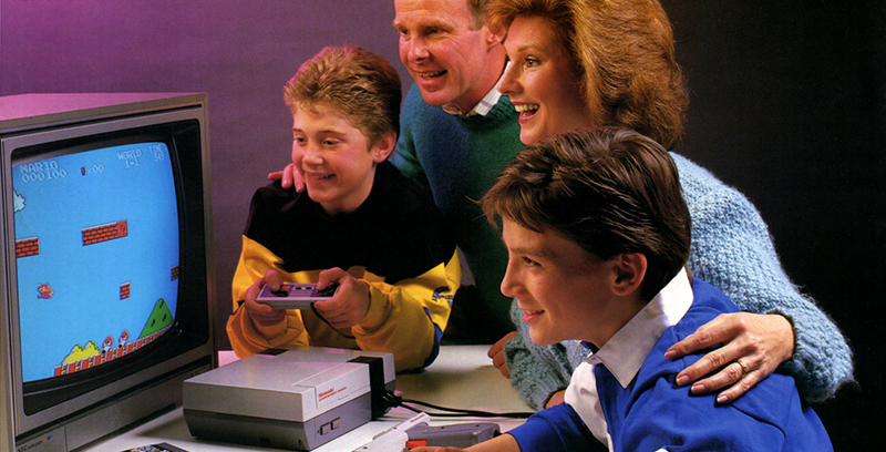 Nintendo Announce New NES, Bundled With 30 Games FacebookThumbnail 72