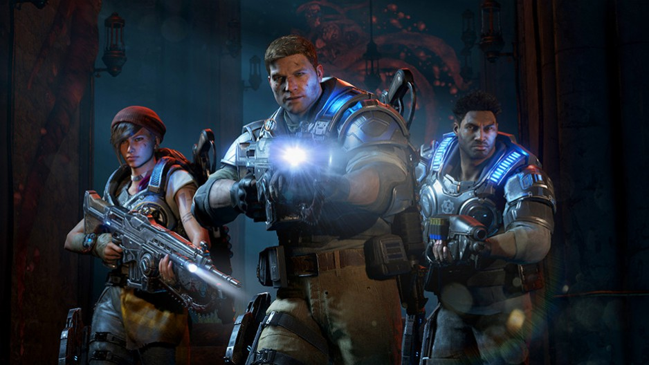 Gears Of War 4 Has A Stack Of Exclusives On PC Gears of War 4 hero JD Kait Del 938x528