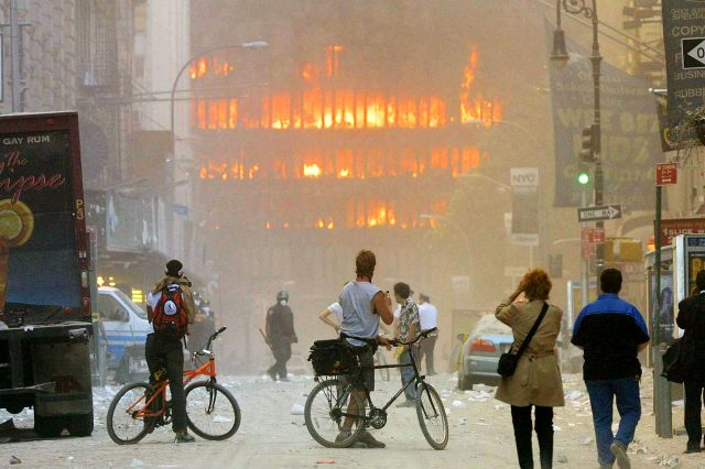 Does Missing $2.3 Trillion Prove 9/11 Was An Inside Job? GettyImages 1161101 640x426