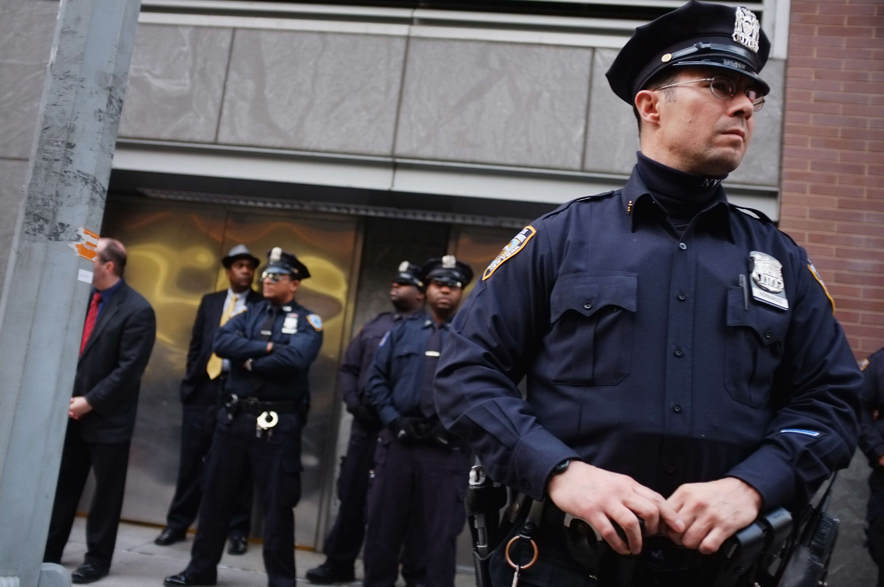 This Might Be Why American Police Kill So Many People GettyImages 134227121