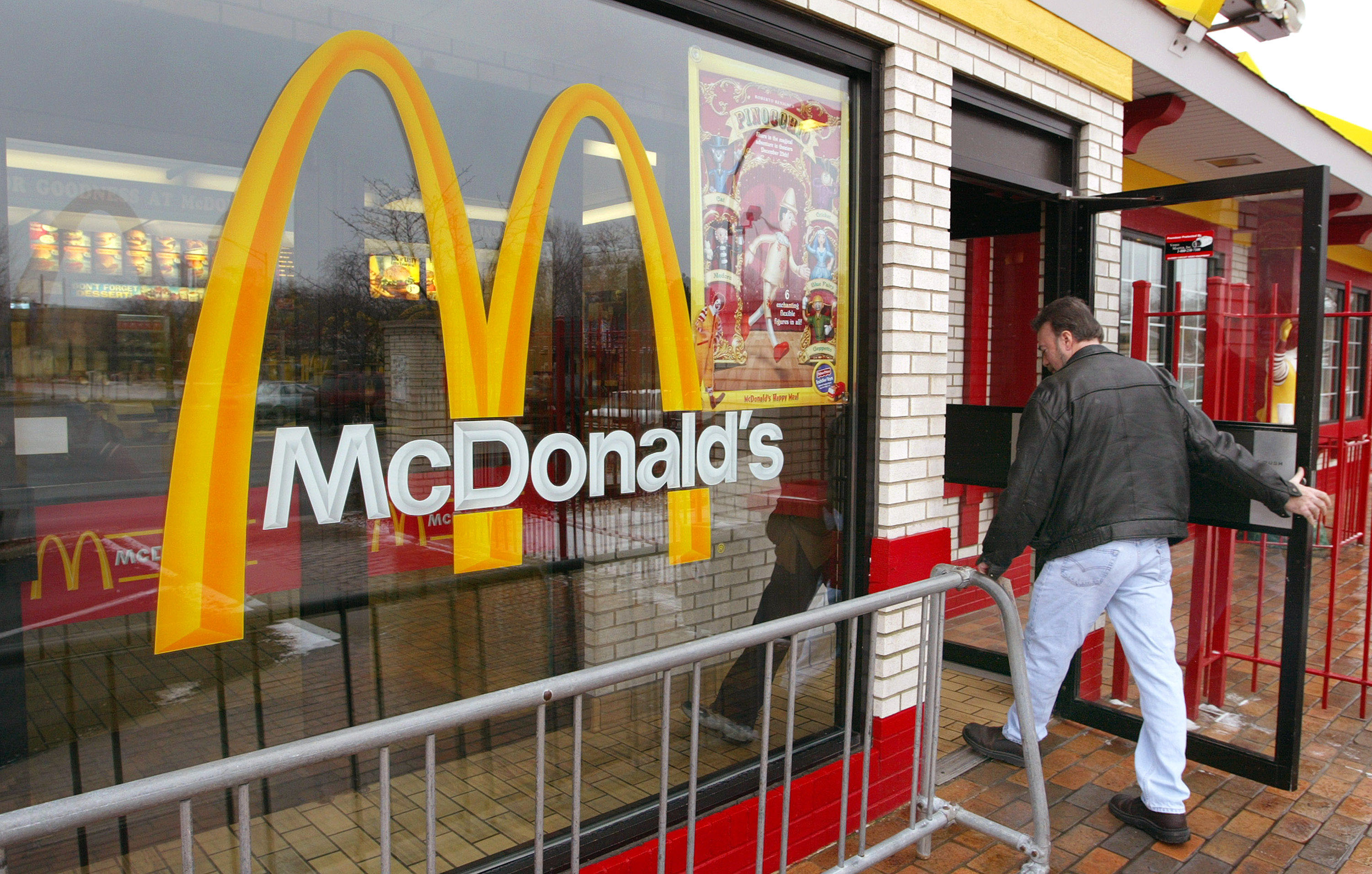 McDonalds Lets Internet Create New Burger, Instantly Regrets It GettyImages 1740981